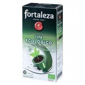 Café cápsulas natural compatible con Nespresso bio