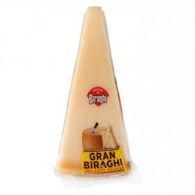 Queso italiano madurado semigraso Gran Biraghi Hispano Italiana 250 g aprox
