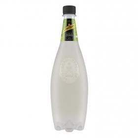 Refresco de limón Schweppes con gas zero botella 1 l.