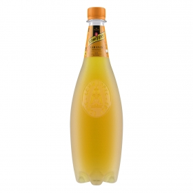 Refresco de naranja Schweppes con gas botella 1 l.