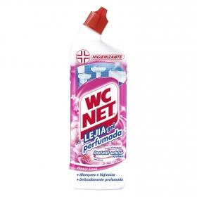 Limpia inodoros con lejía gel perfumada