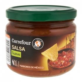 Salsa suave Carrefour tarro 315 g.