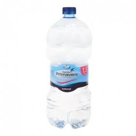 Agua mineral Fuente Primavera natural