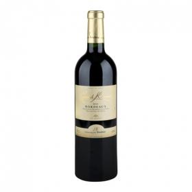 Vino tinto de Francia A.C. Bordeaux Grand Moment 75 cl.