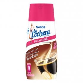 Leche condensada desnatada sin grasa Nestlé - La Lechera 450 g.