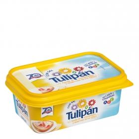 Margarina con sal con calcio y vitaminas Tulipán 260 g.