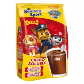 Cacao soluble bombón Patrulla Canina
