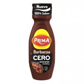 Salsa barbacoa cero Prima 325 g.