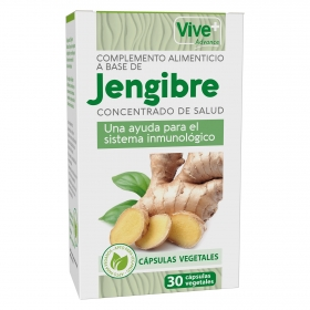 Complemento alimenticio Jenjibre