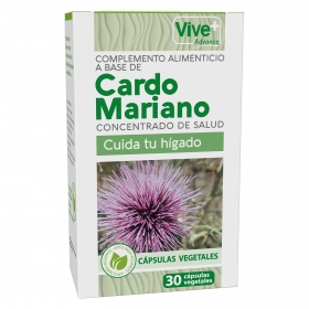 Complemento alimenticio Cardo Mariano