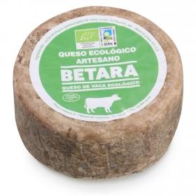 Queso ecológico de vaca