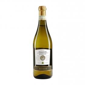 Vino Moscato blanco Italia Bosio 75 cl.