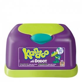 Toallitas WC para niños de +3 años