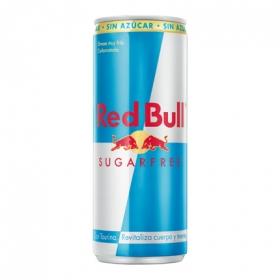 Refresco energético sin azúcar