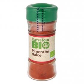 Pimentón dulce ecológico Carrefour Bio 30 g.