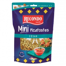 Mini picatostes césar