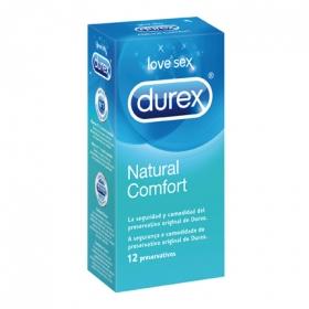 Preservativos Natural Comfort
