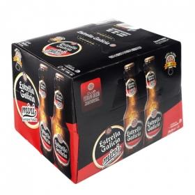 Cerveza Estrella Galicia especial pack de 20 botellas de 20 cl.