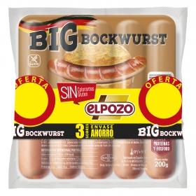 Salchichas BIG bockwurst