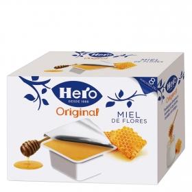 Miel de flores Hero 160 g.