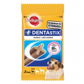Pedigree Dentastix. Pack 7 barritas