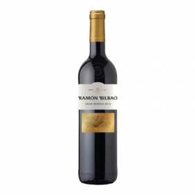 Vino D.O. Rioja tinto Gran Reserva Ramón Bilbao 75 cl.