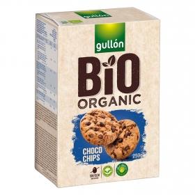 Galletas choco chips Bio