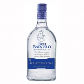 Ron Barceló Platinum 70 cl.
