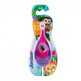 Cepillo dental de 0 a 2 años