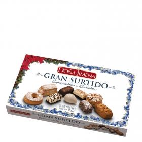 Gran surtido especialidades y chocolates