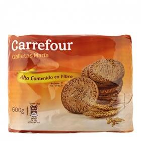 Galletas María Carrefour 600 g.