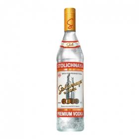 Vodka Stolichnaya premium 70 cl.