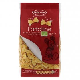 Farfalline. Pasta de sémola ecológica