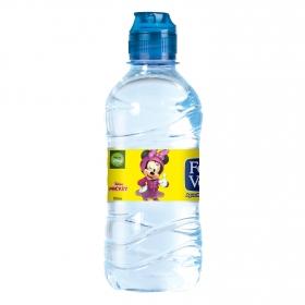 Agua mineral Font Vella natural personajes