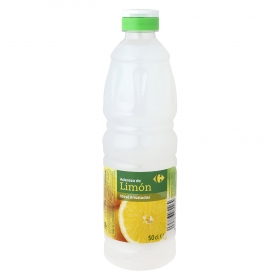 Aderezante agrio de limón