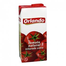 Tomate natural triturado extra
