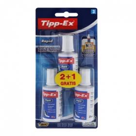 Corrector Botes Tipp-Ex Liquido 20 Ml Bl2+1
