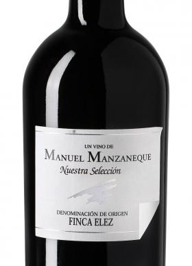Manuel Manzaneque Nuestra Selección Tinto con crianza