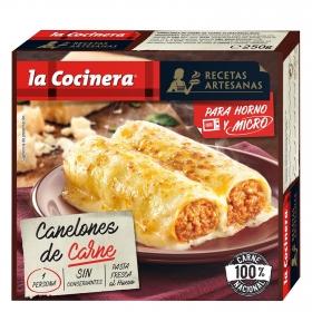 Canelones a la Italiana para microondas La Cocinera 300 g.
