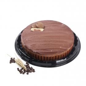 Mousse de chocolate Carrefour Pieza de 10 raciones