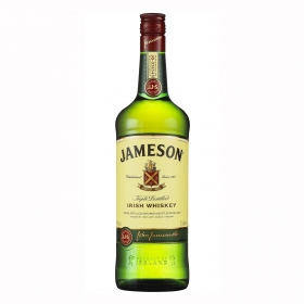 Whisky Jameson irlandés 1 l.
