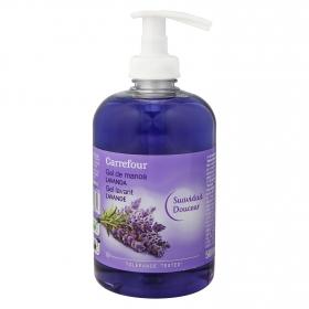 Jabón líquido de manos perfume lavanda