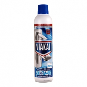 Limpiador antical en gel Viakal 750 ml.