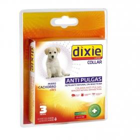 Collar Repelente de Insectos para Perro Cachorro Dixie