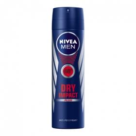 Desodorante Dry Impact anti-transpirante