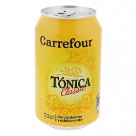 Tónica Carrefour lata 33 cl.