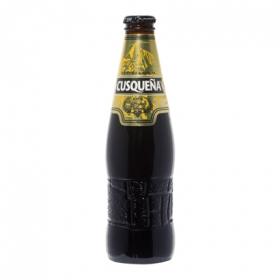 Cerveza malta negra