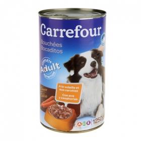 Albóndigas para perro