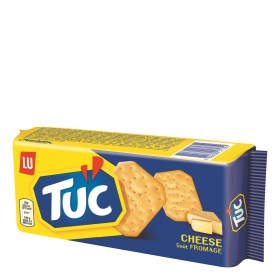 Crackers sabor queso Tuc 100 g.