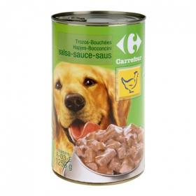 Carrefour Comida Húmeda para Perro Adulto sabor Pollo 1250g